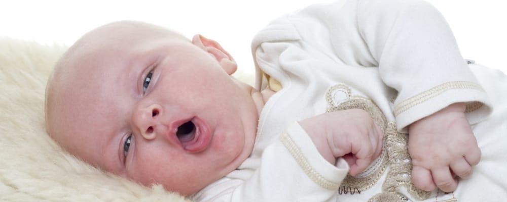 Babys mit Pseudokrupp - So reagieren Sie richtig