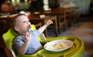 Kinderfreundliche Restaurants in Zürich: Hier sind Sie auch mit Ihrem Baby willkommen