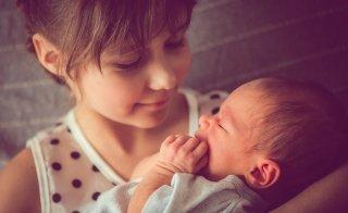 Zweites Kind - so begeistern Sie das Erstgeborene