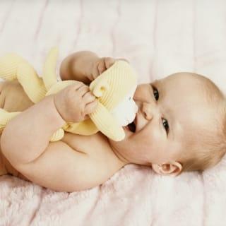 Sinnvolles Babyspielzeug