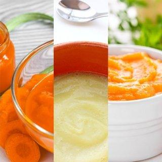 Babybrei Rezepte mit Gemüse – So einfach ist die Zubereitung