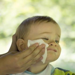 Erbrechen und Durchfall beim Baby: ein Überblick