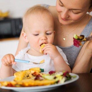 Rezepte für Kleinkinder ab 1 Jahr selber machen