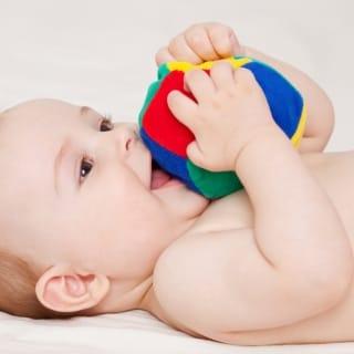 Ihr Baby im vierten Lebensmonat