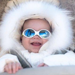 Babykleidung im Winter