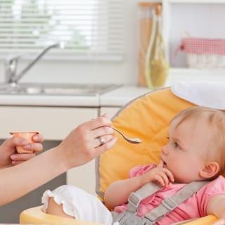Ihr Baby im fünften Lebensmonat