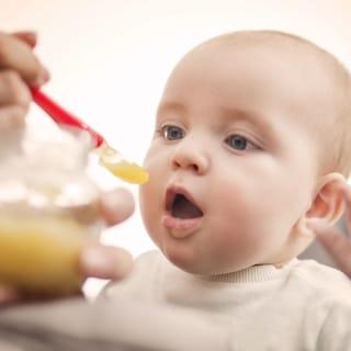 Geschmacksentwicklung von Babys – ein langer Prozess