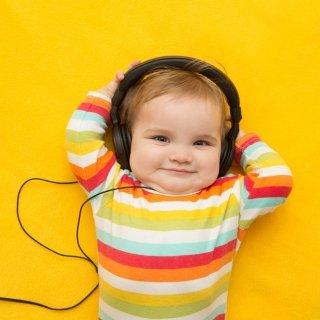 Wie Babys von Melodien und Rhythmen profitieren