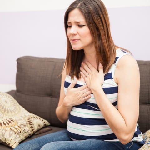 7 Tipps gegen Sodbrennen in der Schwangerschaft