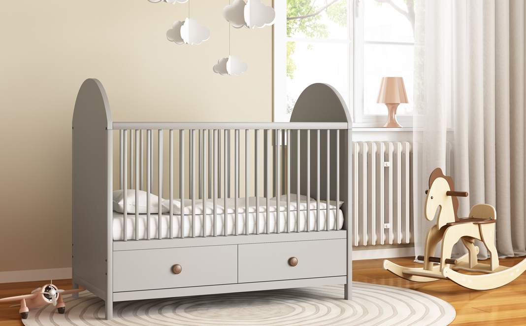 babyzimmer einrichten 5 gute tipps. Black Bedroom Furniture Sets. Home Design Ideas