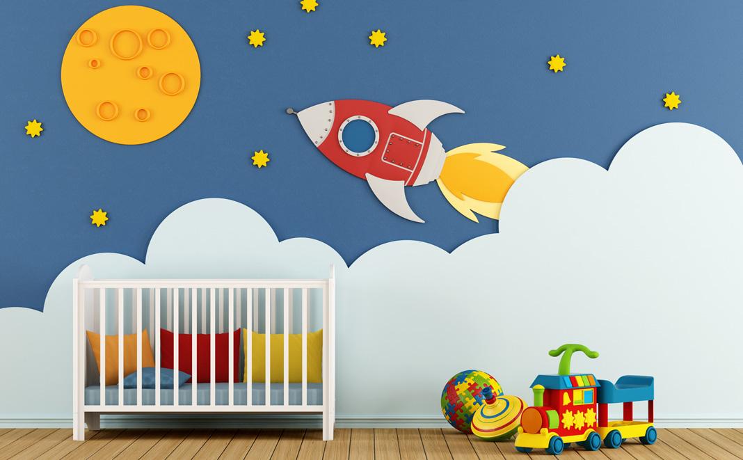 Babyzimmer liebevoll einrichten