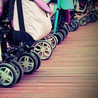 Das sollten Sie wissen, bevor es an den Kinderwagenkauf geht