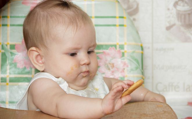 So funktioniert die Geschmacksentwicklung von Babys.