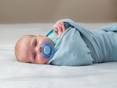 Mit diesen 10 Tipps schaffen Sie es, Ihr Baby zu beruhigen.