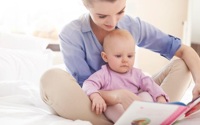 Alltagsrituale für Babys einführen.
