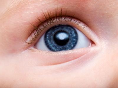 Was bestimmt die Augenfarbe des Babys?