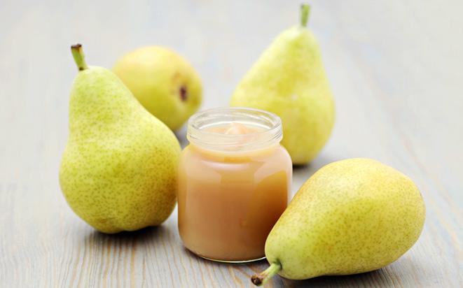 Babybrei Rezept mit Früchte