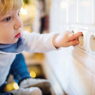 Haushalt kindersicher machen