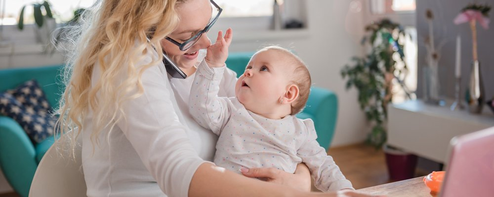 5 Wege, um als arbeitende Mutter alles zu schaffen (auch wenn's unmöglich scheint)
