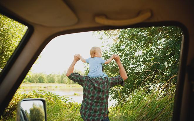 5 Tipps, wie Ihre Reise mit dem Baby erholsam wird.