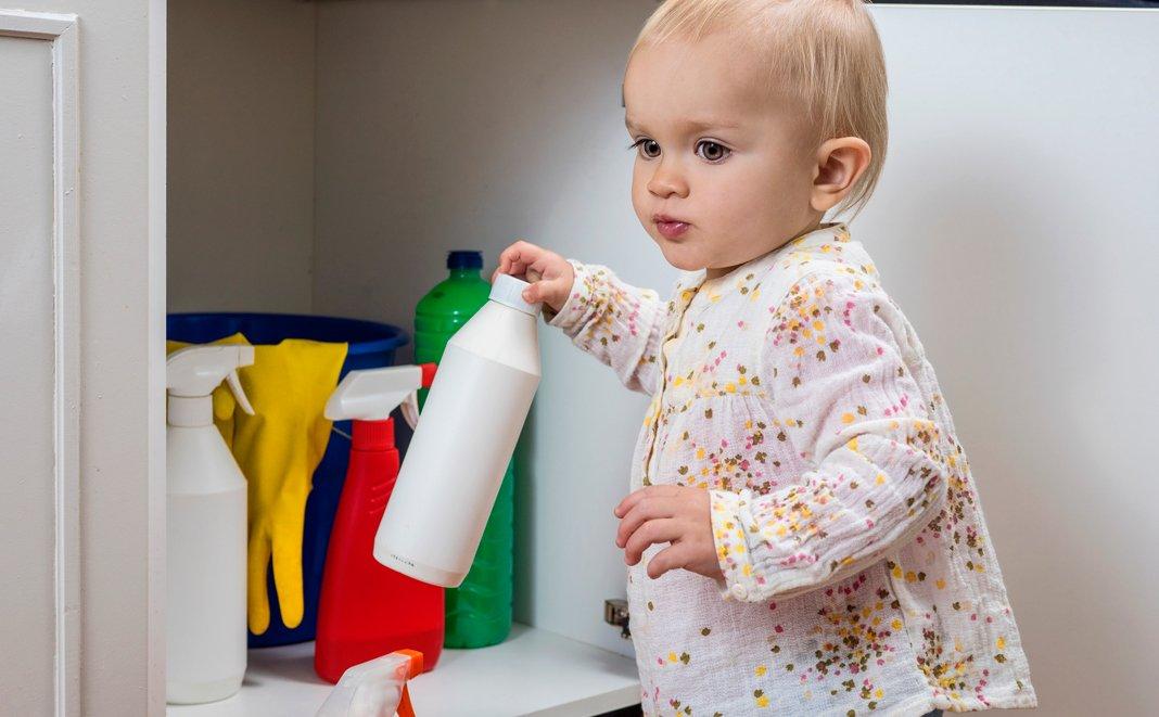 Checkliste: Sicheres Zuhause fürs Baby