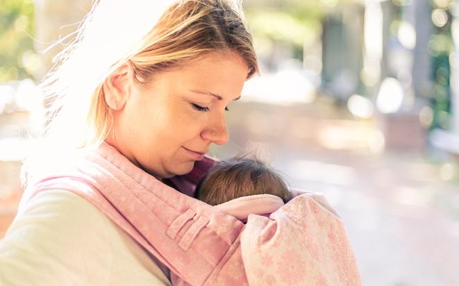 Tipps für Wanderungen mit Baby in den Bergen.