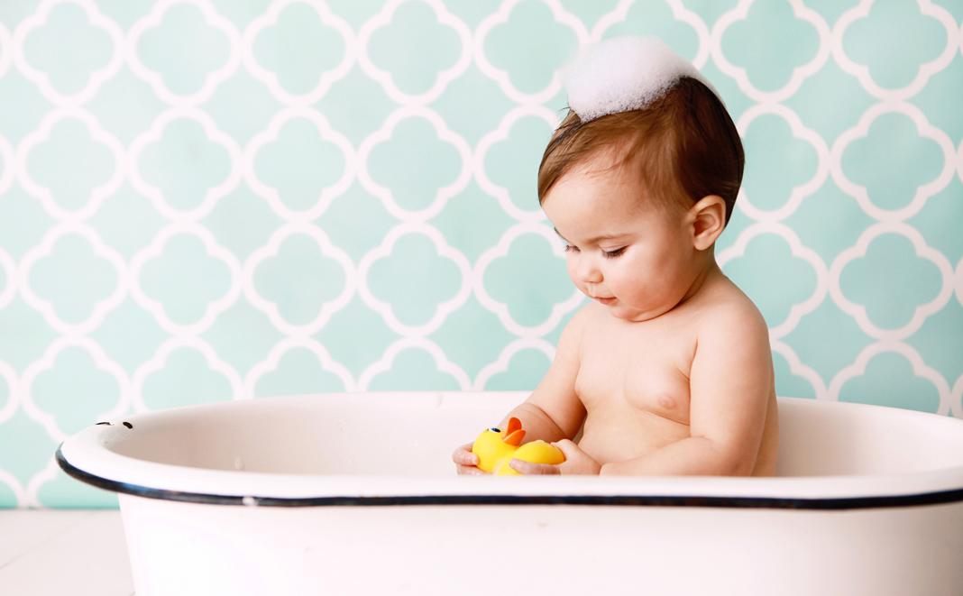 9 Tipps für die Hautpflege von Babys