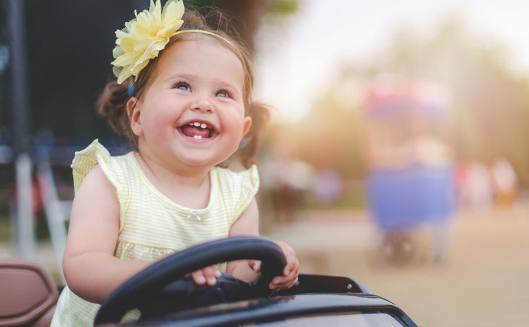 Reisen mit Baby: So geniesst die ganze Familie die Reise