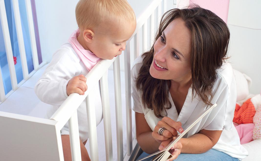 Wie kann ich mein Baby beschäftigen?