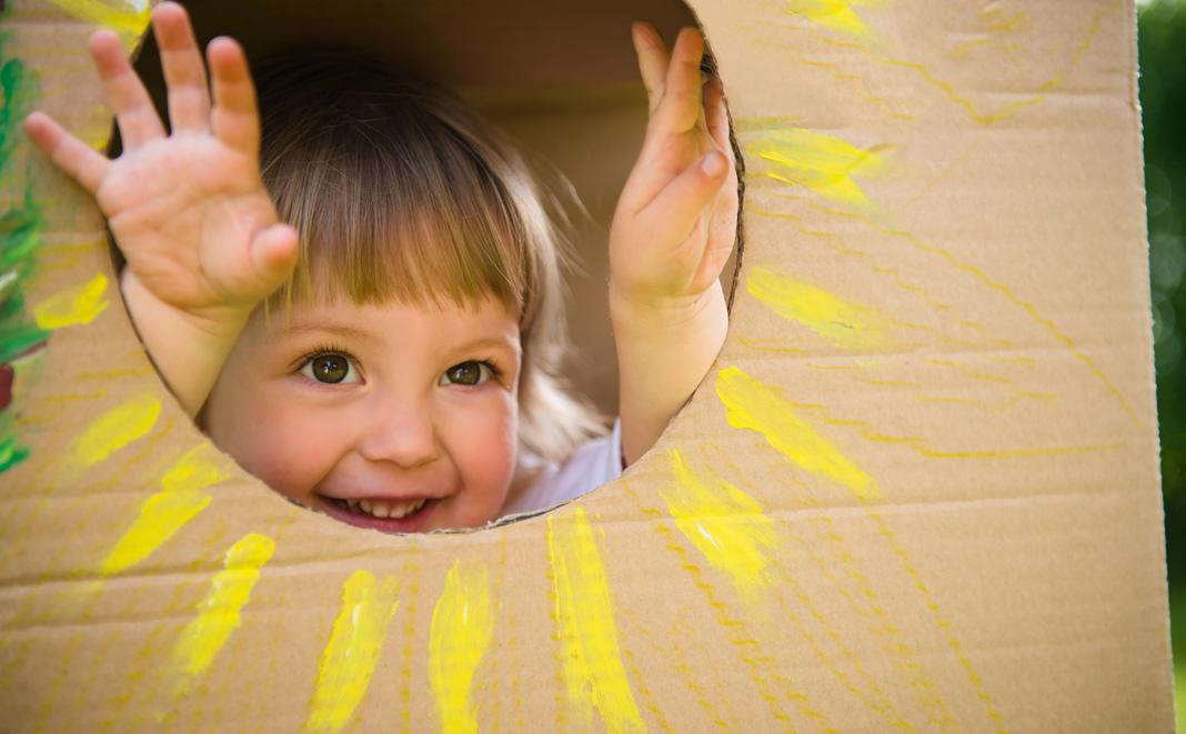 Einfache Babyspiele für Kinder von 7 bis 12 Monate