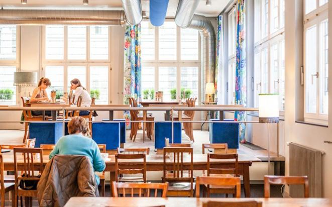 Kinder- und babyfreundliche Restaurants: Tibits Seefeld Bistro Zürich