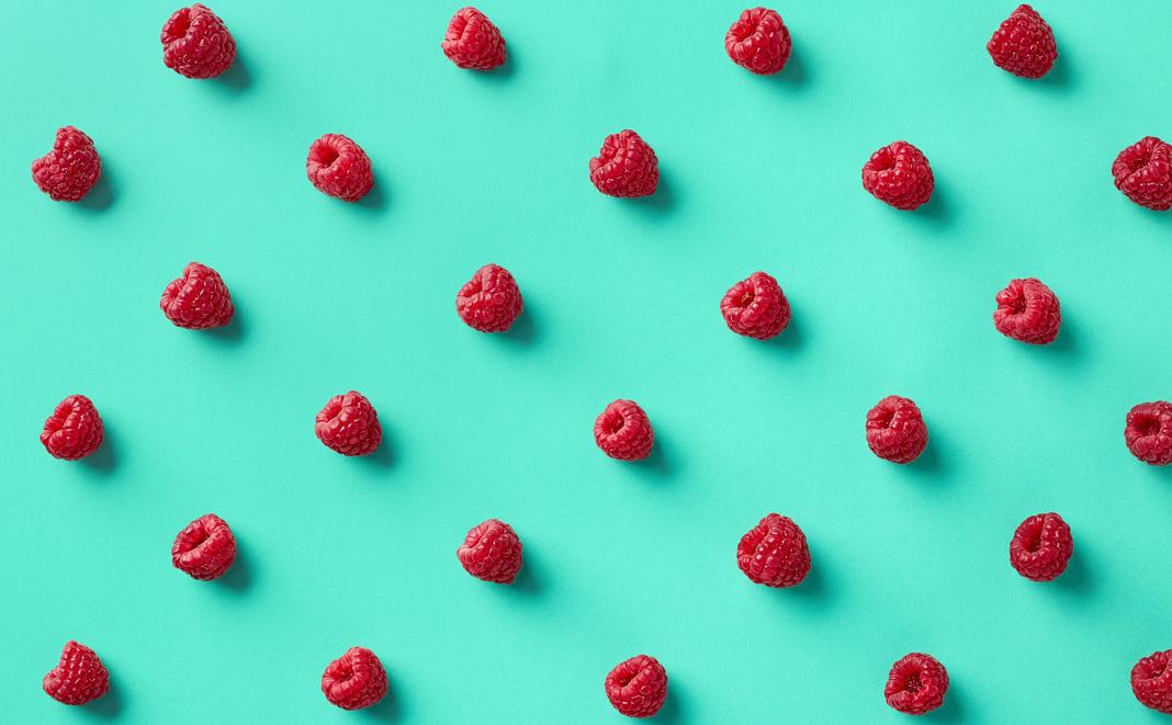 Herde von wuchernder Gebärmutterschleimhaut bei Endometriose