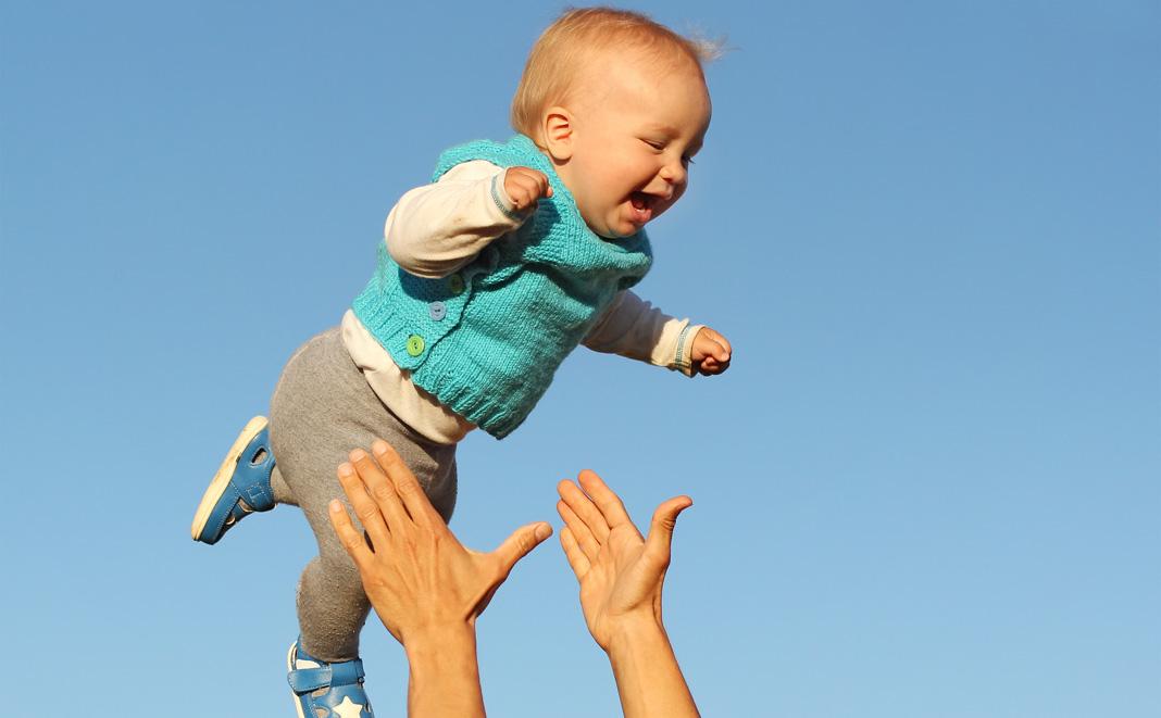 Warum es sich lohnt, Kinder zu bekommen