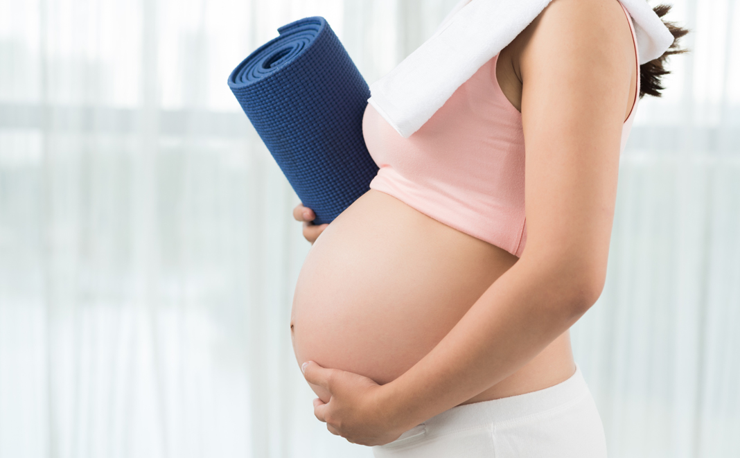 Sauna und Wellness in der Schwangerschaft