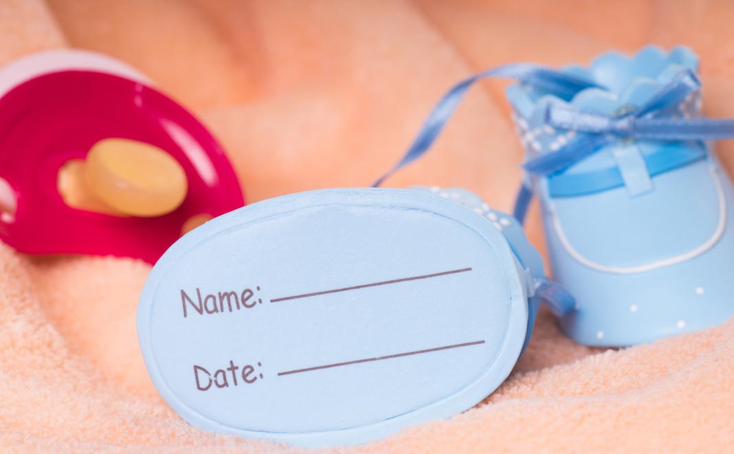 Vornamensuche fürs Baby
