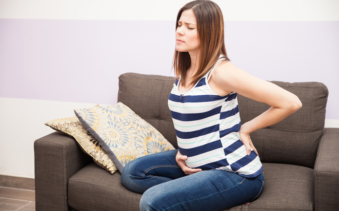 Wann ein harter Bauch in der Schwangerschaft vorkommt.