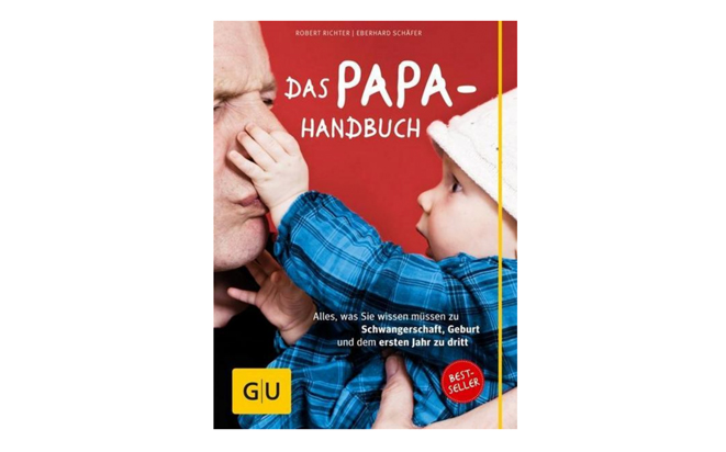 Buchcover Papa-Handbuch